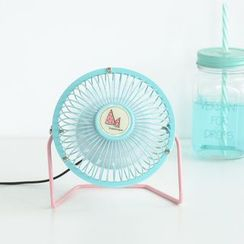 Cutie Bazaar - USB Desktop Fan