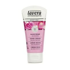 Lavera - Body SPA - Hand Cream - Organic Wild Rose
