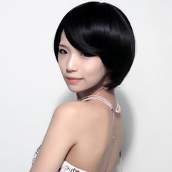 GABALMANIA - Short Full Wig - Straight