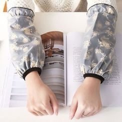 Cute Essentials - Floral Print Sleeve Guards