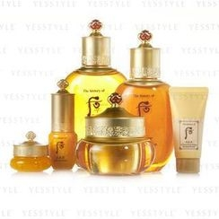 The History of Whoo - Special Gift Set: Balancer + Essence + Lotion + Eye Cream + Cream + Revitalizing Repair