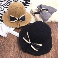 FROME - 蝴蝶结渔夫帽