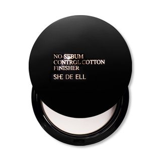 SHE DE ELL - No Sebum Control Cotton Finisher