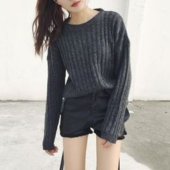 Bloombloom - Wool Blend Sweater