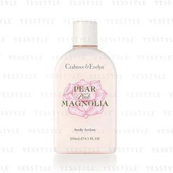 Crabtree & Evelyn - Pear and Pink Magnolia Body Lotion