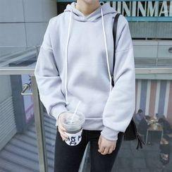 Anlay - Drawstring Hooded Pullover