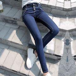 蘊熙 - 窄身牛仔褲
