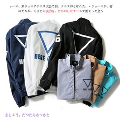 Blueforce - Print Light Jacket