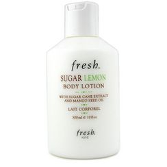 Fresh - Sugar Lemon Body Lotion