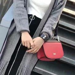 VANYAR - Piped Shoulder Bag
