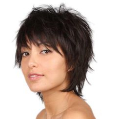 LeSalonWigs - Short Full Wig - Straight