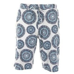 BOIE - Patterned Swim Shorts