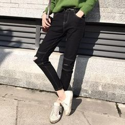 EEKO - Ripped Skinny Jeans