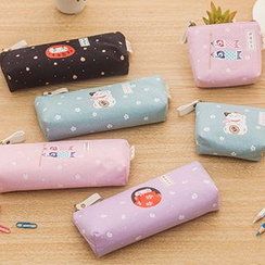 Show Home - Printed Pencil Case / Coin Purse
