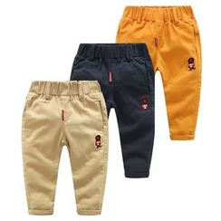 WellKids - Kids Embroidery Pants