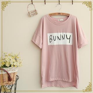 Fairyland - 'Bunny' Print T-Shirt