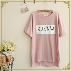 Fairyland - 'Bunny' Print T-Shirt