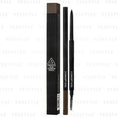 3 CONCEPT EYES - Slim Eyebrow Pencil (Chestnut Brown)
