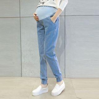 Apsara - 孕婦哈倫牛仔褲