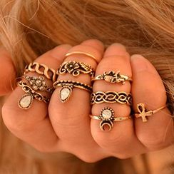 Bling Thing - Ring Set
