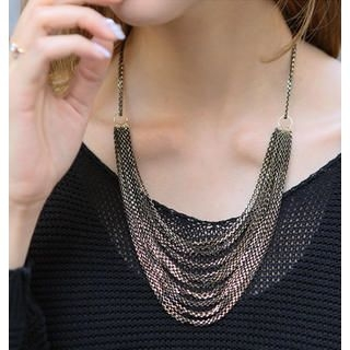 REDOPIN - Metallic Necklace