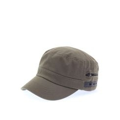 Ohkkage - Zip-Trim Military Cap