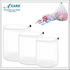 Acare - Drawstring Mesh Laundry Bag
