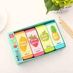 Color Station - Eraser Set