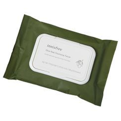 Innisfree - Olive Real Cleansing Tissue (30 pcs)
