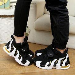 Easy Steps - 撞色运动鞋