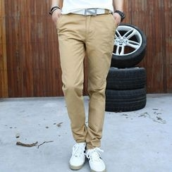 MR.PARK - Slim-Fit Pants