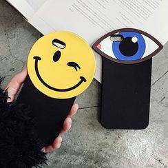 CIYEBABY - Eye / Smiley Face Mobile Case - iPhone 6s / 6s Plus