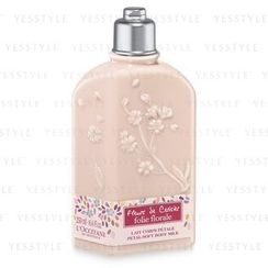 L'Occitane - Folie Forale Petal-Soft Body Milk