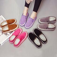 Sunsteps - 绒质轻便鞋