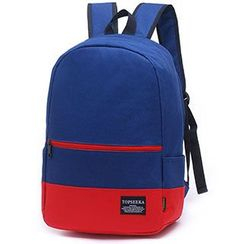 Top Seeka - Color Block Backpack