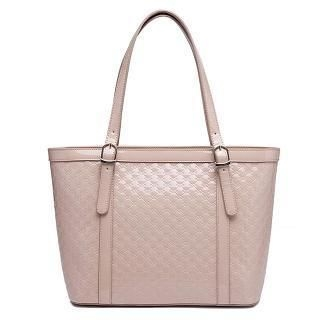 MBaoBao - Faux-Leather Patent Embossed Tote