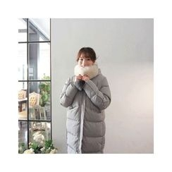 LEELIN - Hood Thick Padded Coat