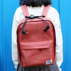 Bolso - Canvas Backpack
