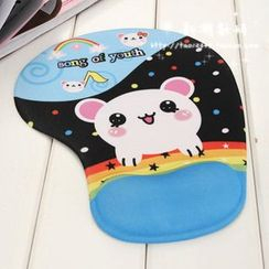 Digiworld - Animal Print Mouse Pad