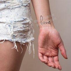 Thornbird - Waterproof Temporary Tattoo