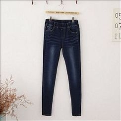 Maymaylu Dreams - Washed  Skinny Jeans