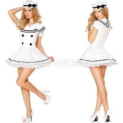 Hankikiss - Sailor Party Costume