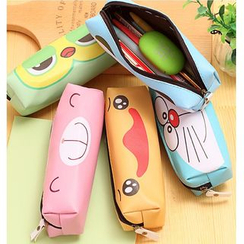 School Time - Printed Pencil Case