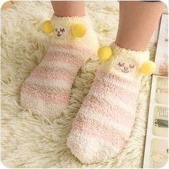 VANDO - Fleece Socks