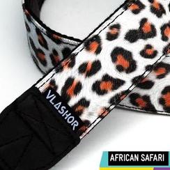 Vlashor - AfriacanSafari DSLR Strap