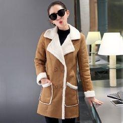 Cottony - 双襟长款大衣
