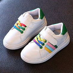 Luco - Kids Lace Up Sneakers