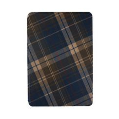 ideer - Tartan Blueberry Truffle iPad Mini Case