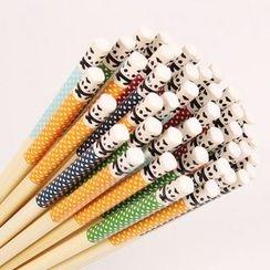Livesmart - Panda Print Chopsticks
