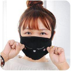 默默爱 - 印花口罩